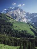 Kehlstein  Berchtesgaden  Bavaria  Germany