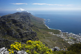 The Twelve Apostles and Atlantic Seaboard  Cape Town  South Africa