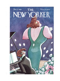 The New Yorker Cover - March 3  1928