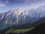 Berchtesgadener Land  Bavaria  Germany