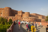 Amar Singh Gate  Agra Fort  India