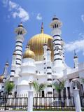 Ubudiah Mosque  Kuala Kangsar  Perak  Malaysia