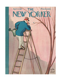 The New Yorker Cover - April 9  1927