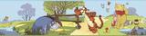 Winnie the Pooh - Pooh & Friends Peel & Stick Border Wall Decal