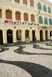 Largo Do Senado (Aka Senado Square)  Macau  China