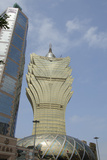 Grand Lisboa Hotel and Casino  Macau  China