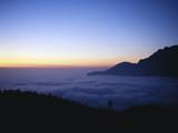 Alishan Mountains  Taiwan  China