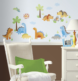 Babysaurus Peel & Stick Wall Decal
