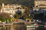 Port View at Dawn  Erbalunga  Le Cap Corse  Corsica  France