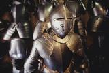 Suits of Armor  Graz  Styria  Austria