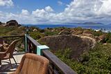 The Top of the Baths in Virgin Gorda  British Virgin Islands