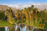 Desert Island Golf and Country Club  Palm Springs  California  USA