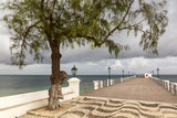 View of the Sea of Zanj from Dock  Mozambique Island  Mozambique