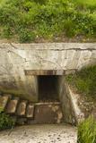 German Bunker  St-Pierre Du Mont  Normandy  France