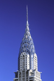 Chrysler Building  Manhattan  New York  USA