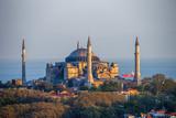 Hagia Sophia Church/Mosque/Museum  Istanbul  Turkey