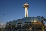 Shopping Mall and Restaurant Tower  Ankara  Turkey