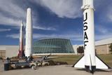 Strategic Air and Space Museum Exterior  Ashland  Nebraska  USA