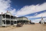 1880 Town  Pioneer Village  Stamford  South Dakota  USA