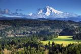 Mount Hood  Jonsrud Viewpoint  Sandy  Oregon  USA