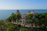 Valle's Palace  Cienfuegos  Cuba