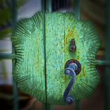 Iron Gate Door Handle in Road Town  Tortola  British Virgin Islands
