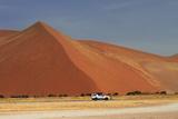 4Wd Near Dune 45  Namib-Naukluft National Park  Namib Desert  Namibia