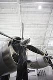 Engines of B-29 Bomber  Ashland  Nebraska  USA