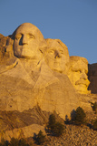 Mount Rushmore National Memorial  Keystone  South Dakota  USA