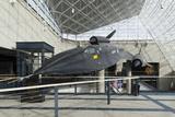 SR-71 Aircraft  Ashland  Nebraska  USA