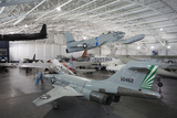 F-101 Voodoo Fighter and T-33 Trainer  Ashland  Nebraska  USA