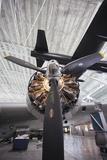 B-17 Bomber Engine and U-2 Spy Plane  Ashland  Nebraska  USA