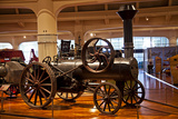 Henry Ford Museum in Dearborn  Michigan  USA