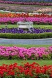 Duncan Garden  Manito Park  Spokane  Washington  USA