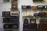 Plainsman Museum  Antique Radios  Aurora  Nebraska  USA