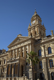 Clock Tower  City Hall (1905)  Cape Town  South Africa