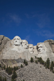 Mount Rushmore National Memorial  Keystone  South Dakota  USA