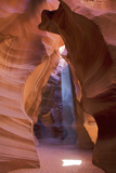 Antelope Canyon  Navajo Tribal Park  Arizona  USA