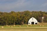 Route 66 Rock of Ages Farm  Arcadia  Oklahoma  USA