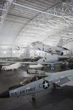 F-101 Voodoo Fighter and T-33 Trainer  Ashland  Nebraska  USA