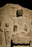 Buddha Statue C 550-577 Ad  Shanghai  China