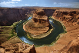 Horseshoe Bend  Marble Canyon  Colorado River  Arizona  USA