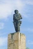 Statue and Gravesite of Che Guevara  Santa Clara  Cuba