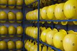 Mining Helmets  Centre Historique Minier  Leward  France