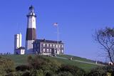 Montauk Lighthouse  Montauk Point  Long Island  New York  USA