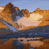 Lake Brynhild  Alpine Lakes Wilderness Area  Washington  USA