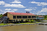 Local Restaurant in Columbus  Tombigbee Waterway  Mississippi  USA