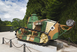 Ft17 Tank  Clairiere Del Armistice  Compiegne  Oise  Picardy  France