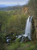 Falling Springs Cascades  Alleghany Co  Virginia  USA