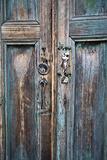 Door and Handle Detail  San Cristobal De Las Casas  Chiapas  Mexico